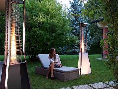 Parasol chauffant - Outdoor Heating