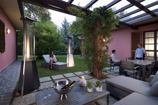 Parasol chauffant - Outdoor Heating