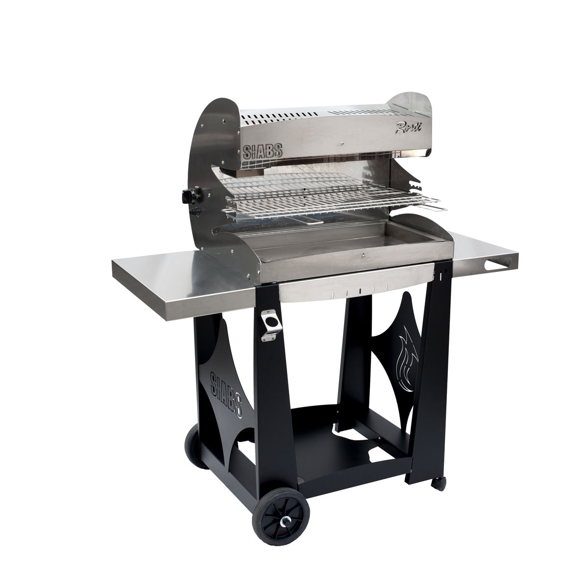 Barbecue au gaz ROSTI 360 avec chariot - Outdoor Heating