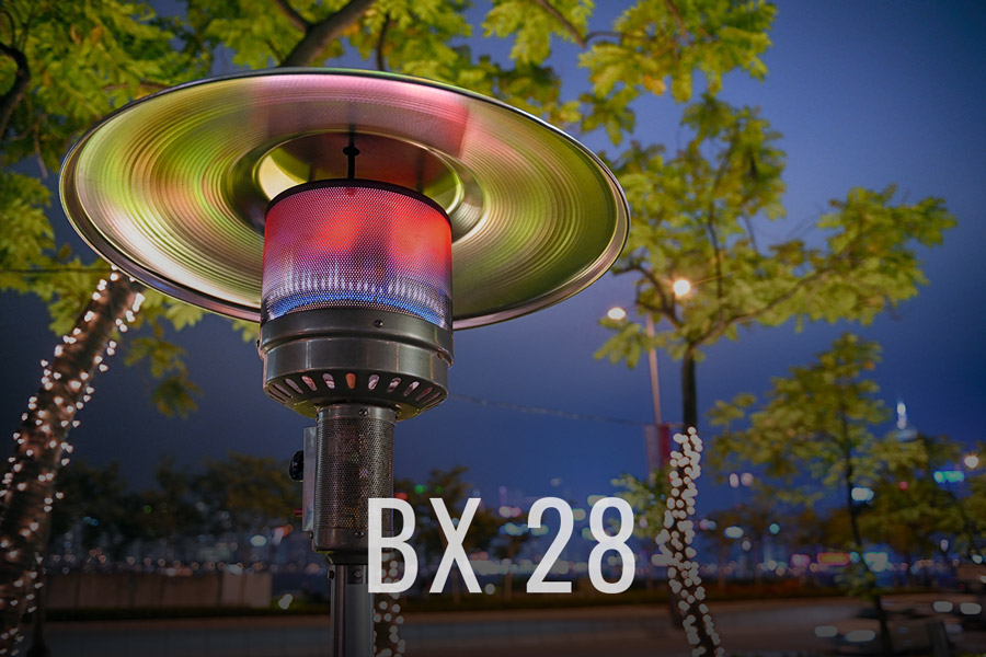 Parasol chauffant - Bx28 - Outdoor Heating