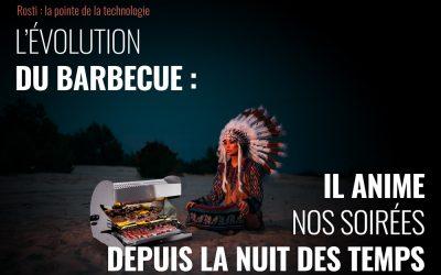 Connaissez-vous l'origine du barbecue ?